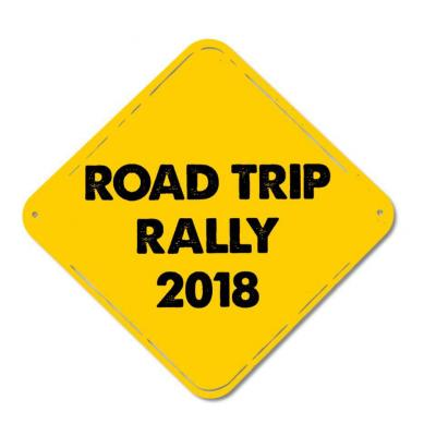 Road Trip Rally 2018 Part Deux
